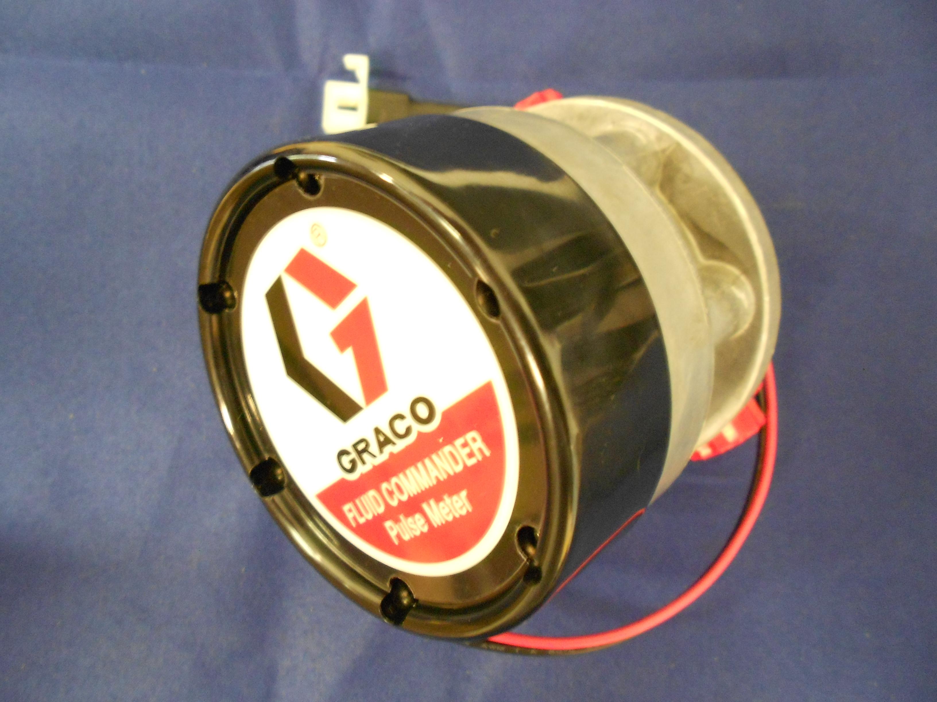 Electronic Control Module >> Graco 236763 PULSE METER
