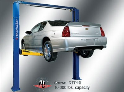 RTP10 Rotary Revolution RTP10 Surface mounted frame-contact lift