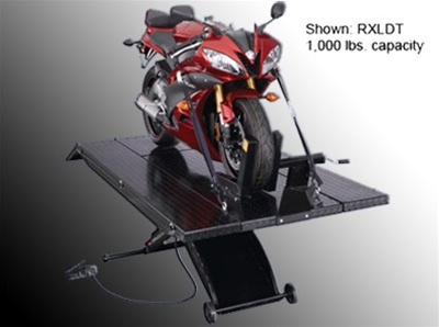 Rotary Revolution RXLDT Motorcycle Lift