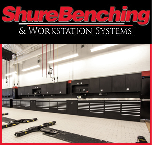 Tool Boxes & Benches